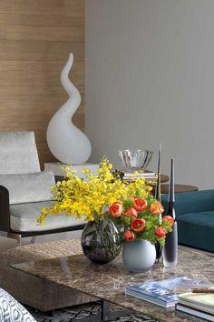 Apartamento Marco Aurelio Viterbo (Foto: Alain Brugier)