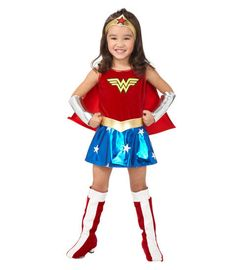 Wonder Woman Costume CHILD Pattern | wonder woman costume leave it to you to save the world you re a wonder ...