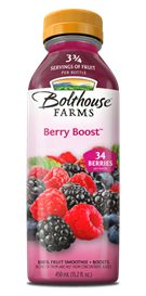 Bolthouse Farms - BEVERAGES - Berry Boost