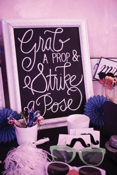 Totes gonna have a photo booth at my wedding! I can only imagine what hijinks will occur! Theres going to be QUITE a mix of people there!
