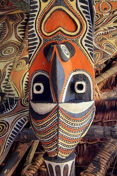 Papua New Guinea..