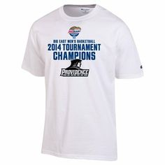 Providence Friars 2014 Big East Men's Basketball Conference Tournament Champions Locker Room T-Shirt