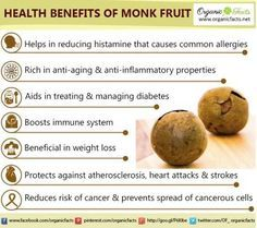 Benefits of Lo Han Guo (AKA Monk Fruit) dates back to the 13th century monks living in the steep mountain region of Southern China. The power of this fruit is amazing! It is an ingredient that is included in the Power Shake I take every morning. Also a great natural sweetener!! :) #lohanguo #monkfruit #powerfruit