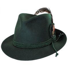 7a979b6a9aa Jaxon Hats Made in the USA - Classics Bavarian Wool Felt Hat Jaxon Hats