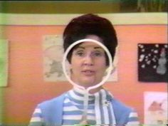 Romper room...my mom called in my sister's and my name once so Miss Barbara could see us in the 'magic mirror'!