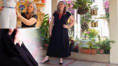 Falda linea A a partir de un rectángulo , súper fácil de hacer con Luzkita/idea de negocio - YouTube One Shoulder, Youtube, Formal Dresses, Peter Pan, Fashion, Tela, Totes, Make Shorts, Skirt Patterns Sewing