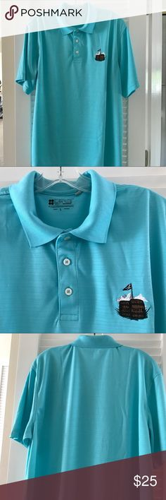 Gear Golf Polo for Men🏌️ Gear golf polo from Rum Pointe in Ocean City Maryland.  Men's Large. Like brand new. Gear for Sports Shirts Polos