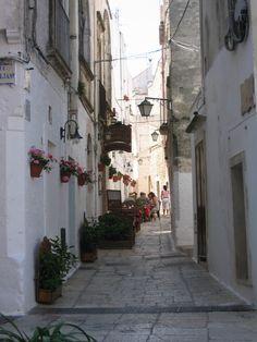 Cisternino, Apulia, Italy Brindisi