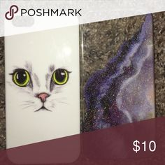 Cat and Glittery Phone Cases iPhone 5/5s for user Other