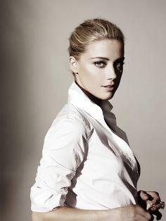 suicideblonde:    Amber Heard