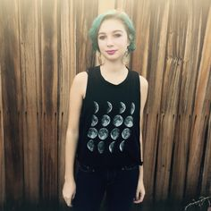 Brandy Melville Tops - Moon phases top