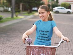 Discover Cute Dad T-Shirt from BigJim's Shirt Shop only on Teespring - Free Returns and 100% Guarantee - 100% Printed in the U.S.A - Ship Worldwide    ...