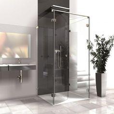 Aquaconcept glazen douchewand en douchedeuren Style Concept
