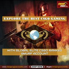 If you are looking best gold nova accounts provider then cheap csgo account is one of the best cs:go accounts provider in usa. We provide instant delivery and live support services for your help. Buy global elite account at reasonable prices.