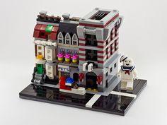 LEGO Mini Ghostbusters HQ