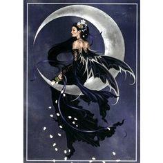 Dark Fairy/ Unsure of the artist