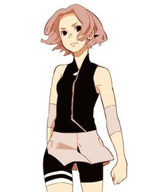sakura by Podlesia on We Heart It Naruto Shippuden, Boruto, Sasunaru, Hinata, Naruto Oc, Naruto Girls, Narusaku, Anime Naruto, Manga Anime