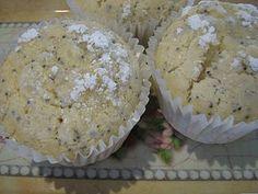 Low Salicylate 'lemon' muffins