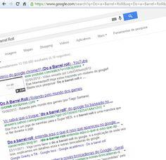 12 Coisas malucas e truques legais que podemos fazer nos serviços do Google