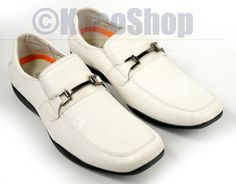 Image detail for -aldo men dress driving casual flat shoes white 7