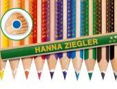 personalisierbare Buntstifte - gefunden bei Dein Kindergeschirr