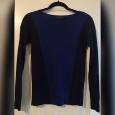 Blue Sweater This sweater can be casual or really dressy! The Limited Sweaters Crew & Scoop Necks