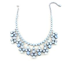 House of Lavande Vintage 1950's collar necklace