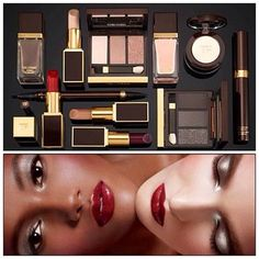 First look at the Tom Ford Beauty Fall 2013 makeup collection.