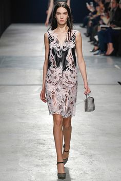 Christopher Kane LFW autumn-winter 2014/2015