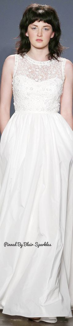 Jenny Packham Bridal Spring 2018 ♕♚εїз | BLAIR SPARKLES |