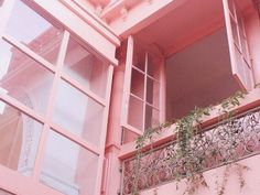 Imagem de pink, pastel, and window