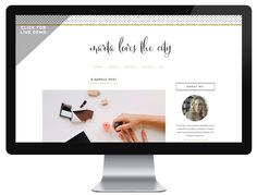 Marta | by Emily - Blog Design | Blogger Templates - Designer Blogs