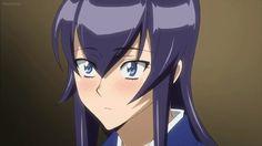 Any love for the sexy and deadly waifu, Saeko Busujima of Highschool of the Dead? School Of The Dead, High School, Ichigo Kurosaki Wallpaper, Monster Musume Manga, Shinigami, Manga Anime, Anime Art, Gifs, Estilo Anime