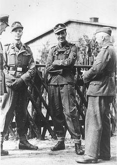 """Volontaire SS du """"Britische Freikorps der Waffen SS"""" (British Free Corps)"""