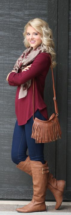 Fall Style // Fall outfit inspirations.