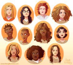 Anna Rettberg: Orange is the New Black