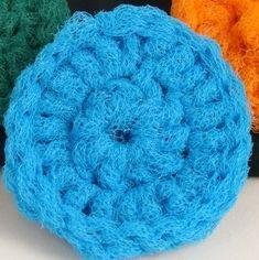 CROCHET SCRUBBIE PATTERNS | Crochet For Beginners
