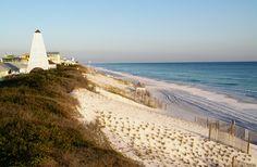 Beach. Seaside,FL