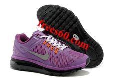 wholesale dealer 19f82 f0eb5 Womens Nike Air Max 2013 Laser Purple Metallic Silver Total Crimson Shoes  Nike Free Run 3 -