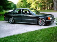 Mercedes-Benz 190e 2.3-16v TURBO | BENZTUNING | Performance and Style