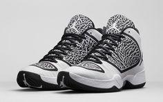 "Air Jordan XX9 ""Black & White"""