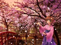 Clear Card, Japanese Outfits, Cardcaptor Sakura, Princess Zelda, Disney Princess, Green Eyes, Cherry Blossom, Bing Images, Disney Characters