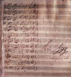 "Idea for both honoring God and expressing one's love of music: a tattoo of ""SDG"" (soli deo gloria"" or ""to God alone be the glory,"" with which Bach signed all his manuscripts) in his handwriting"
