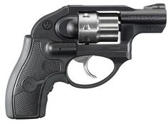 Ruger LCR...great CCW.