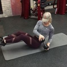 When in doubt HIIT it out! Try this full body high intensity circuit that takes less than 20 minutes! 12 reps of each exercise for 3-5 rounds. And GO! #cptfitguide #hiitworkout #hiitcardio #fullbodyworkout #gymgirlvids #fitnessvideo