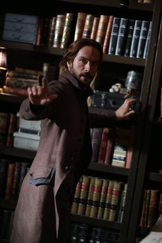 Join Ichabod on his quest to find a weapon of ultimate power to kill Moloch! Tune in to Sleepy Hollow MON 9/8c, on FOX!