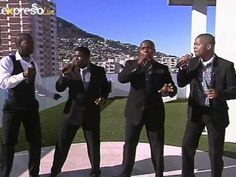 """Gugulethu Tenors Perform """"Pata Pata"""" on eXpresso Miriam Makeba, Xhosa, Homeland, Cape Town, My Music, South Africa, The Voice, Musicals, Magic"""