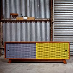 Weaver Credenza by Ian Rouse Furniture Design