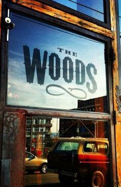 One of the best (and most hidden) places in Williamsburg to go for a boogie - The Woods in NYC.
