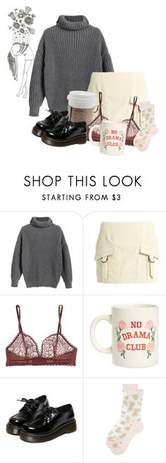 """""""nostalgia // Santa Monica Dream"""" by shiasunflower ❤ liked on Polyvore featuring Anthony Vaccarello, Eres, ban.do, WithChic and Monsoon"""
